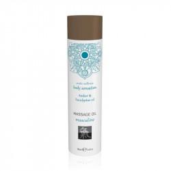 Ulei de masaj Amber & Eucalyptus oil Shiatsu 100 ml