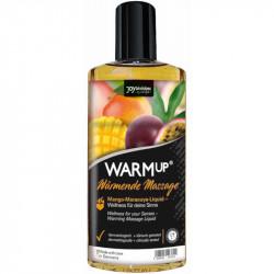 Ulei de masaj cu efect de incalzire Mango + Maracuya Joydivision 150 ml