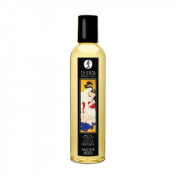 Ulei de masaj Erotic Lotus dulce Shunga 250 ml