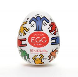 Masturbator Tenga Keith Haring Egg Dance