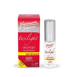 Twilight Pheromon Intense Hot Spray Parfum cu Feromoni 5 ml pentru Femei