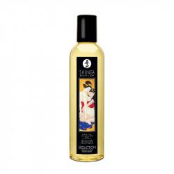 Ulei de masaj Erotic Midnight Flower Shunga 250 ml