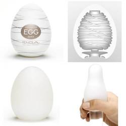 Masturbator Tenga Egg Silky