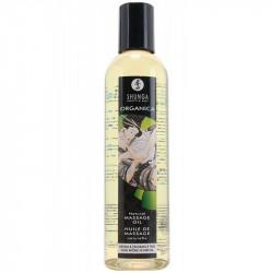 Ulei de masaj Erotic organic Natural Shunga 250 ml