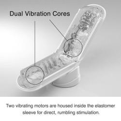 Masturbator Tenga Flip Zero cu Vibratie