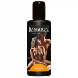Ulei de masaj Erotic Amber Orion 100 ml