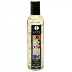 Ulei de masaj Erotic Trandafir Shunga 250 ml