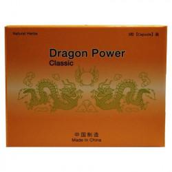 Dragon Power Classic 3 capsule pentru erectii si potenta marita