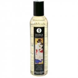 Ulei de masaj Erotic Piersica Shunga 250 ml