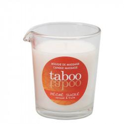 Candela de masaj si ambient Nectarina Taboo 60 gr