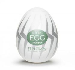Masturbator Tenga Egg Thunder