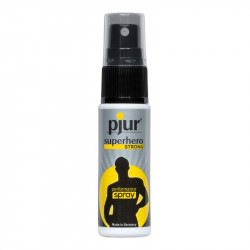 Spary Intarziere Ejaculare Pjur Superhero Strong delay Spary 20 ml