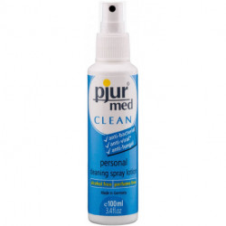 Spray Solutie de curatare jucarii erotice Pjur Med 100 ml