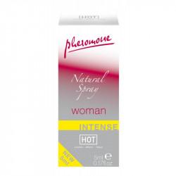 Twilight Pheromon Natural Intense Hot Spray Parfum cu Feromoni 5 ml pentru Femei
