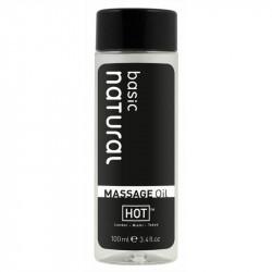 Ulei de masaj Natural Hot 100 ml