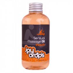Ulei de masaj senzual Piersca JoyDrops 250 ml