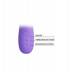 Vibrator Rabbit Pretty Love Truman Purple