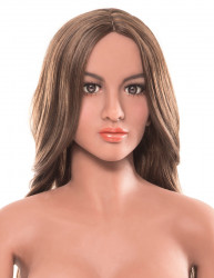 Papusa Sexuala Realista din Silicon Carmen 165 cm PipeDream Ultimate Fantasy Dolls