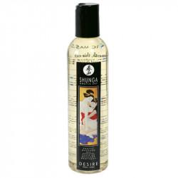 Ulei de masaj Erotic Vanilie Shunga 250 ml