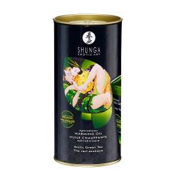 Ulei Afrodisiac Ceai Verde Exotic Shunga 100 ml