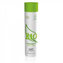 Ulei de masaj BIO Aloe Vera Hot 100 ml