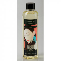 Ulei de masaj Erotic Trandafir Shiatsu 250 ml