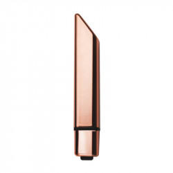 Vibrator glont Rocks-off Bamboo Rose Gold