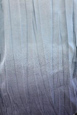 Camasa de zi cu aspect sifonat in nuanta de bleumarin