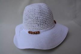 Palarie maro, bej, alb, roz, realizata din material subtire, de vara