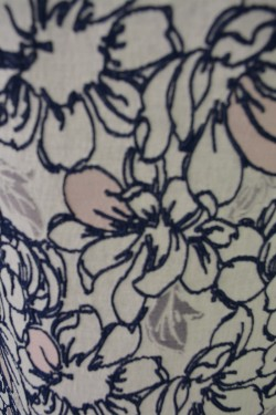 Rochie scurta de birou, imprimeu multicolor, de primavara-vara