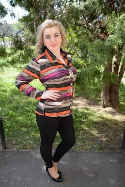 Camasa cu maneca lunga si dungi orizontale, multicolore