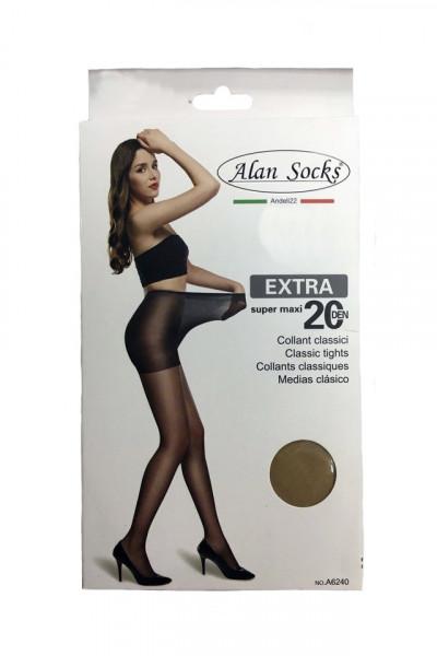 Poze Ciorapi tip pantalon,model simplu 20 DEN,nature