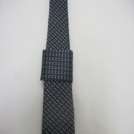 Cravata rafinata, negru-alb, plamaniu, mov, gri-roz, gri