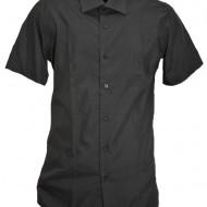 Camasa de vara, de culoare negru