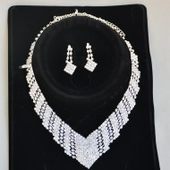 Colier cool, din lant metalic auriu, sau set de bijuterii argintie