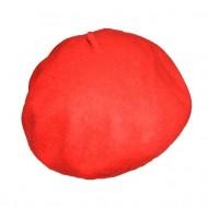 Caciula clasica , nuanta de rosu prevazuta cu jnur reglabil
