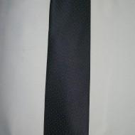 Cravate elegante, pe nuante crem, rosu, negru, model cu buline