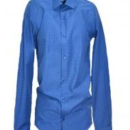 Camasa casual-eleganta pentru barbati, nuanta albastra, model slim