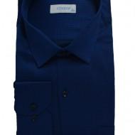 Camasa barbateasca casual ,model simplu,nuanta bleumarin