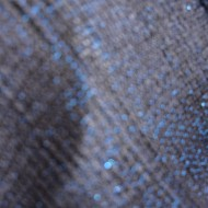 Esarfa chic cu aspect lucios, de culoare albastra, model elegant