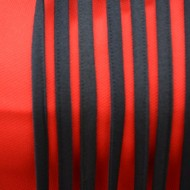 Rochie de club, provocatoare, cambrata, rosu-negru