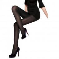 Ciorap elegant de dama cu densitate de 60 DEN, model simplu
