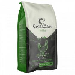 Hrana uscata pentru caini Canagan Adult cu pui 12 kg
