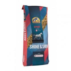 Hrana pentru cai sportivi rasa pura SHINE & SHOW EXPERT
