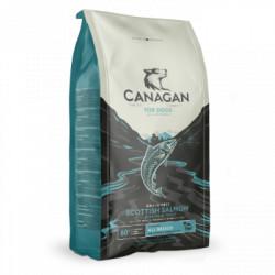 Hrana uscata pentru caini Canagan Adult cu somon 12 kg