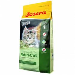 Hrana uscata pentru pisici active Josera Nature cu pui si somon