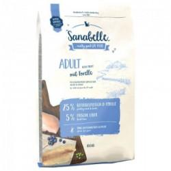 Hrana uscata pentru pisici Sanabelle Adult cu pastrav 10 kg