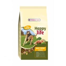 Hrana uscata pentru caini HAPPY LIFE CHICKEN ENERGY 15 KG.