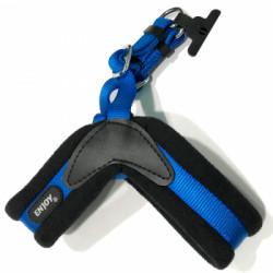 Ham albastru pentru caini Enjoy 40 - 47 cm