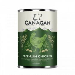 Hrana umeda pentru caini Canagan Grain Free cu pui 400 g